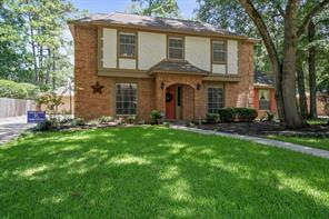 Houston Home at 3243 Little Bear Drive Kingwood , TX , 77339-2408 For Sale