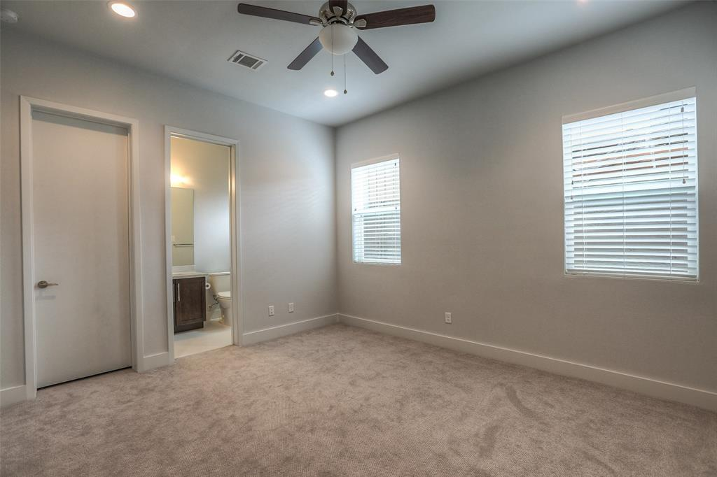 Bedroom # 2 with full bath