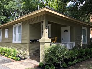 Houston Home at 729 Harvard Street Houston , TX , 77007-1604 For Sale