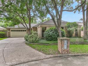 Houston Home at 15722 Whitewater Lane Houston , TX , 77079-2545 For Sale