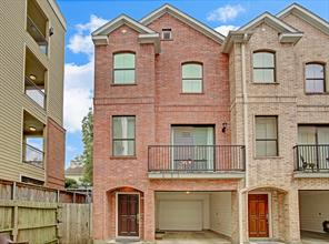 Houston Home at 202 McGowen Street F Houston , TX , 77006-2242 For Sale