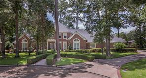 This elegantly-appointed Southern Estate Home is located in The Estates of Bentwater on a half acre interior home site.