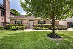 Houston Home at 3107 Cason West University Place , TX , 77005-3814 For Sale