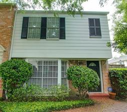 Houston Home at 6414 Burgoyne Road 154 Houston , TX , 77057-4006 For Sale