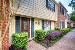 Houston Home at 12608 Rip Van Winkle Drive 96 Houston , TX , 77024-4811 For Sale