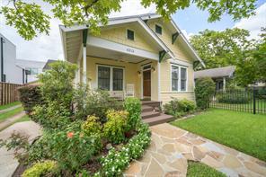 Houston Home at 4313 Gibson Street Houston , TX , 77007 For Sale