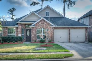 Houston Home at 12438 Fossil Point Humble , TX , 77346 For Sale