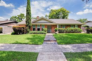 Houston Home at 5718 Jackwood Street Houston , TX , 77096-1108 For Sale