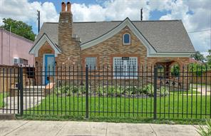 Houston Home at 2615 Blodgett Street Houston , TX , 77004-5391 For Sale