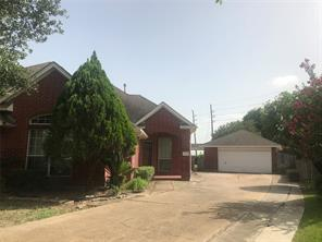 Houston Home at 831 Gregory Court Stafford , TX , 77477-5840 For Sale