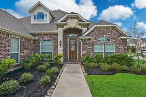 Houston Home at 25315 Pineglen Terrace Drive Spring , TX , 77389-5072 For Sale