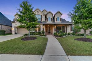 Houston Home at 3315 Reston Landing Lane Katy , TX , 77494-2757 For Sale