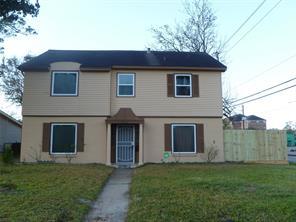 Houston Home at 3802 Wichita Street Houston , TX , 77004 For Sale
