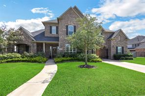Houston Home at 6002 6002 Mustang Trail Lane Lane Fulshear , TX , 77441-1122 For Sale