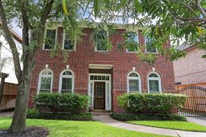 Houston Home at 4015 Marquette Street West University Place , TX , 77005-4313 For Sale
