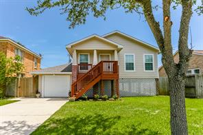 Houston Home at 4517 Ursuline / Avenue N Galveston , TX , 77551-4918 For Sale