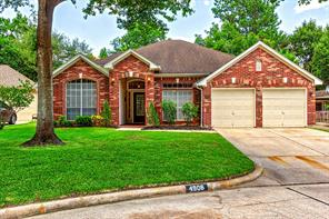 Houston Home at 4906 Greenriver Valley Drive Kingwood , TX , 77345-4910 For Sale