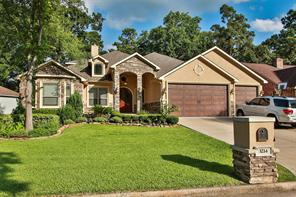 Houston Home at 3214 Chippers Crossing Montgomery , TX , 77356-5446 For Sale