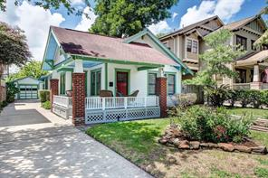 Houston Home at 521 W 22nd Street Houston                           , TX                           , 77008-1935 For Sale