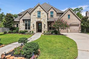 Houston Home at 6122 Majestic Pines Drive Houston , TX , 77345-3331 For Sale