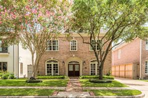 Houston Home at 4005 Tennyson Street West University Place , TX , 77005-2747 For Sale