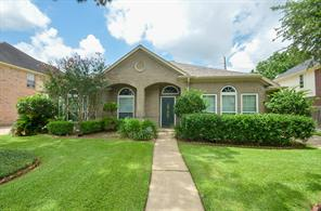 Houston Home at 1910 Baker Trail Houston , TX , 77094-3447 For Sale