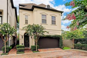 Houston Home at 1600 Wrenwood Lakes Houston , TX , 77043-4742 For Sale