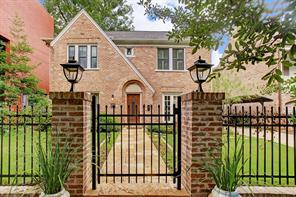 Houston Home at 4905 Mandell Street Houston , TX , 77006-6311 For Sale