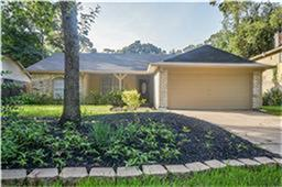 Houston Home at 3318 Glen Spring Drive Kingwood , TX , 77339-1393 For Sale