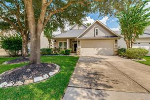 Houston Home at 13022 Oakwood Manor Drive Cypress , TX , 77429-4902 For Sale