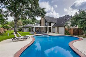 Houston Home at 1706 Cedar Creek Court Houston , TX , 77077-5125 For Sale