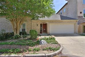 Houston Home at 5011 Fairmont Street Houston , TX , 77005-1081 For Sale