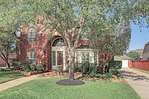Houston Home at 6315 Concho Bay Drive Houston , TX , 77041-6172 For Sale