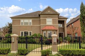 Houston Home at 5366 Lampasas Street Houston , TX , 77056-6227 For Sale