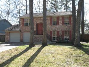 Houston Home at 3118 Glen Spring Kingwood , TX , 77339 For Sale