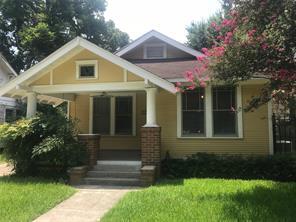 402 Omar Street, Houston, TX 77009