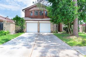 Houston Home at 12823 Kitty Brook Lane Houston , TX , 77071-3721 For Sale