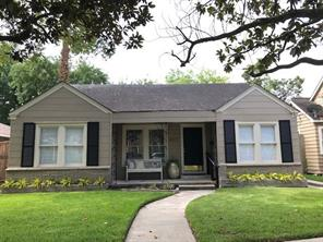 Houston Home at 3815 Rice Boulevard Houston , TX , 77005 For Sale