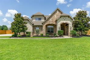 Houston Home at 17711 Safe Haven Drive Cypress , TX , 77433-3593 For Sale