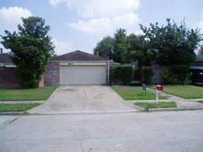 8815 Beckford, Houston TX 77099