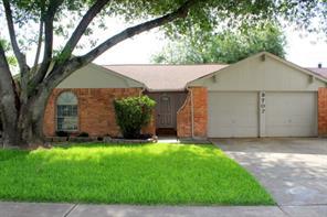 Houston Home at 3707 Roseberry Drive La Porte , TX , 77571 For Sale
