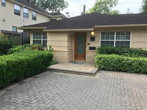 Houston Home at 4525 Maple Street Bellaire , TX , 77401-5810 For Sale