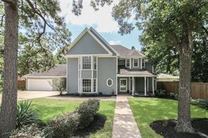 Houston Home at 8010 Pinehurst Trail Circle Humble , TX , 77346-1729 For Sale