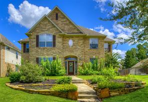 Houston Home at 2149 Summit Mist Drive Conroe , TX , 77304-1786 For Sale