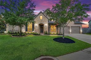Houston Home at 2810 Red Maple Drive Katy , TX , 77494-3202 For Sale