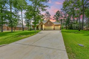Houston Home at 26406 Country Hollow Street Magnolia , TX , 77355-4733 For Sale