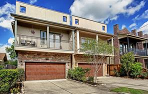 Houston Home at 1339 Prince Street A Houston , TX , 77008-3711 For Sale