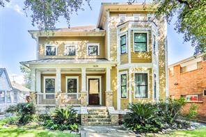 Houston Home at 1436 Harvard Street Houston , TX , 77008-4247 For Sale