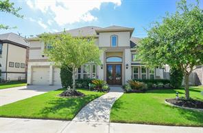 Houston Home at 5915 White River Pass Lane Sugar Land , TX , 77479-3672 For Sale