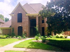 Houston Home at 14815 Tumbling Falls Court Houston , TX , 77062-2323 For Sale